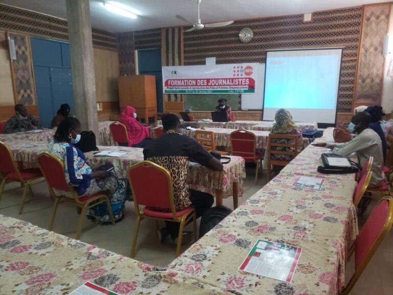 Tchad : L'association Elan de l'Espoir forme vingt journalistes sur la drépanocytose