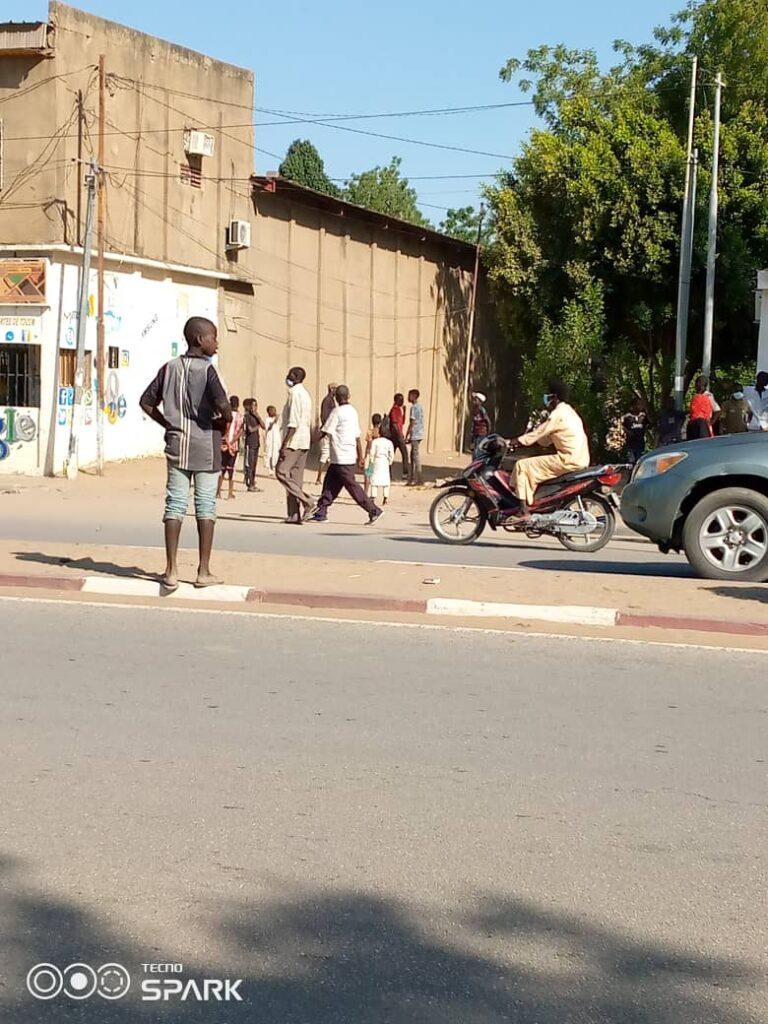 Tchad : mouvement d'humeur des élèves du lycée de la Liberté