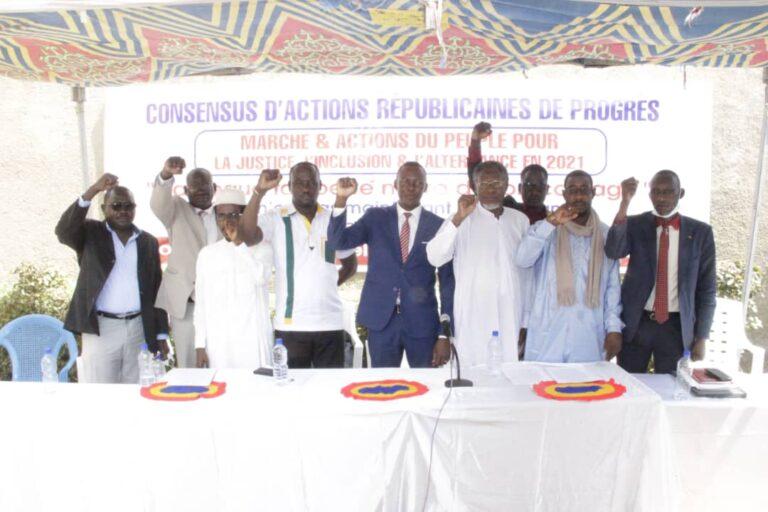 Tchad : les 8 têtes d'affiche de la ''marche du peuple''