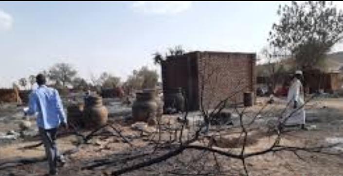 Guéra : 14 cases, de vivres et non vivres brûlés dans un incendie