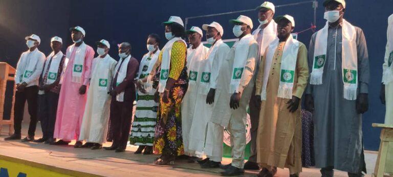Tchad : l'ARD installe son nouveau bureau fédéral de la ville de N'Djamena