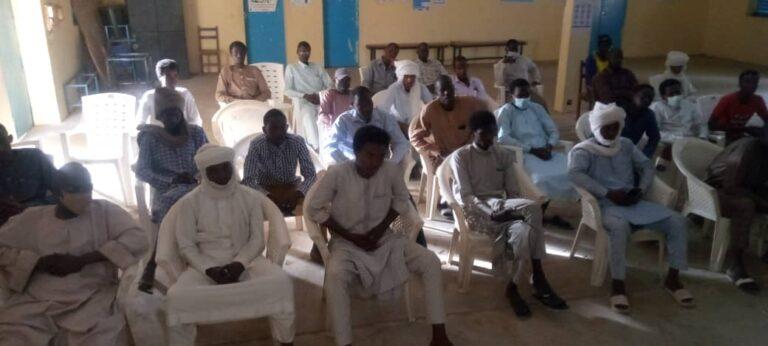 Batha-Ouest : sensibilisation des associations et groupements de jeunes sur les objectifs du projet FORMI