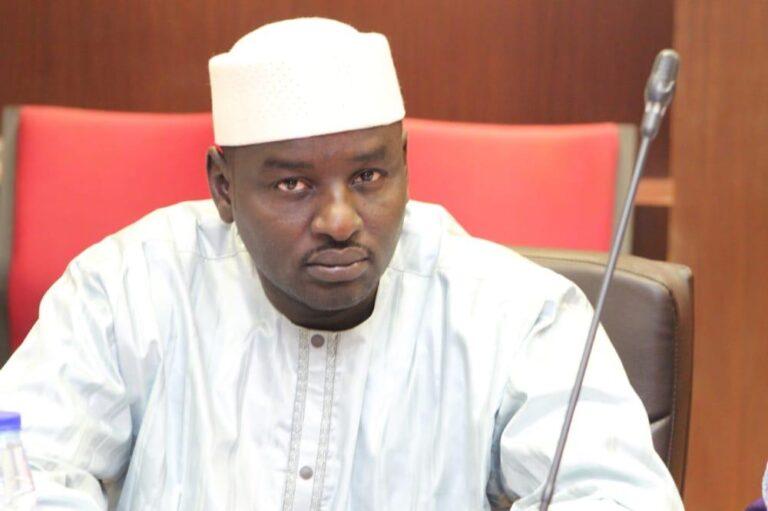 Tchad : une équipe de la CCIAMA échange avec les commerçants du marché central de N'Djamena