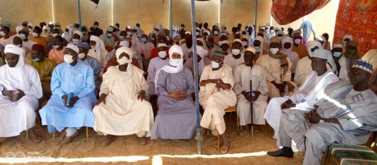 Journées de réflexion sur le développement et le vivre ensemble des Bornou du Tchad et du Soudan