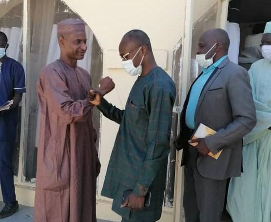 Tchad: le nouveau directeur de l'ONAMA antenne de Goz Beïda installé
