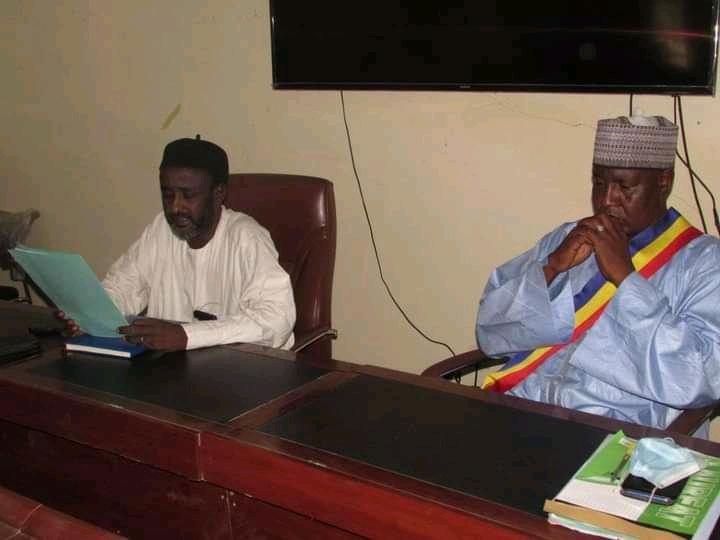 Ouverture de la session budgétaire de la commune de Mongo