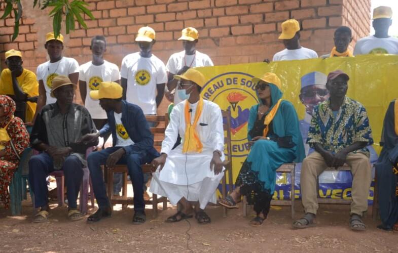 """Le bureau de soutien """"Le Meilleur Choix"""" mène une campagne de proximité dans le sud du pays"""