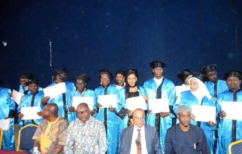 53 étudiants en master de l'UAMI obtiennent leurs diplômes