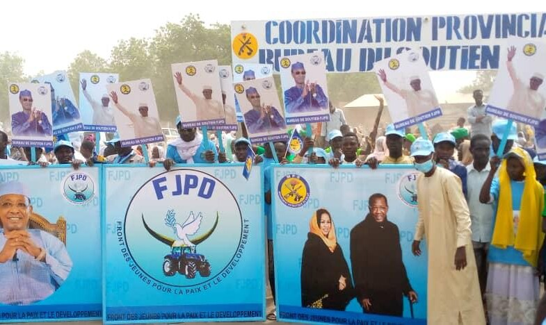 Tchad : le Front des Jeunes Pour la Paix et le Développement (FJPD), un organe du MPS qui se fixe l'objectif de réaliser l'uppercut