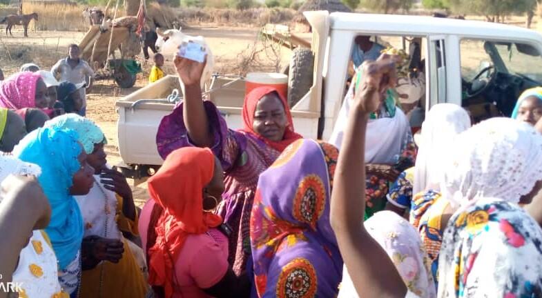 Batha-Ouest : la préfète Fatimé Boukar Kosseï sensibilise ses concitoyens sur le retrait des cartes d'électeur