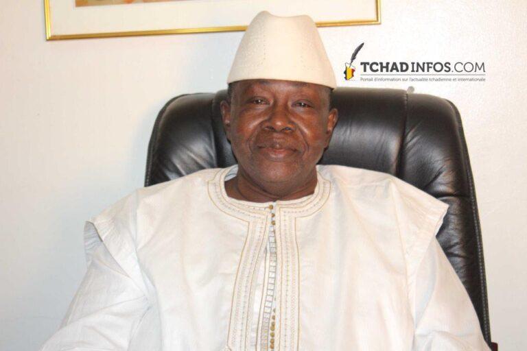 Tchad: Djasnabaille rend hommage à Mahamat Saleh Adoum Djerou