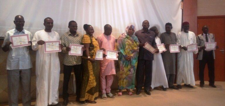Tchad : 50 agents du ministère de la Femme et de la Solidarité nationale distingués pour leur abnégation