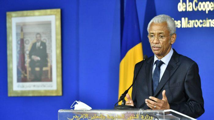 Diplomatie : le Tchad  encourage les efforts du Maroc dans la résolution de la crise au Sahara occidental
