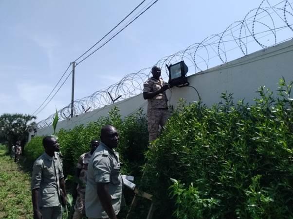 Tchad : des militaires préparés pour leur retour à la vie civile