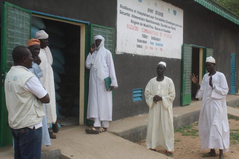 Tchad : Oxfam ouvre une banque céréalière dans le village Koulkoulaye