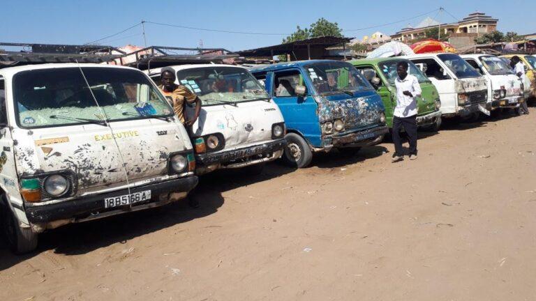Tchad : une perte mensuelle estimée à 219,6 millions FCFA dans le secteur des Transports
