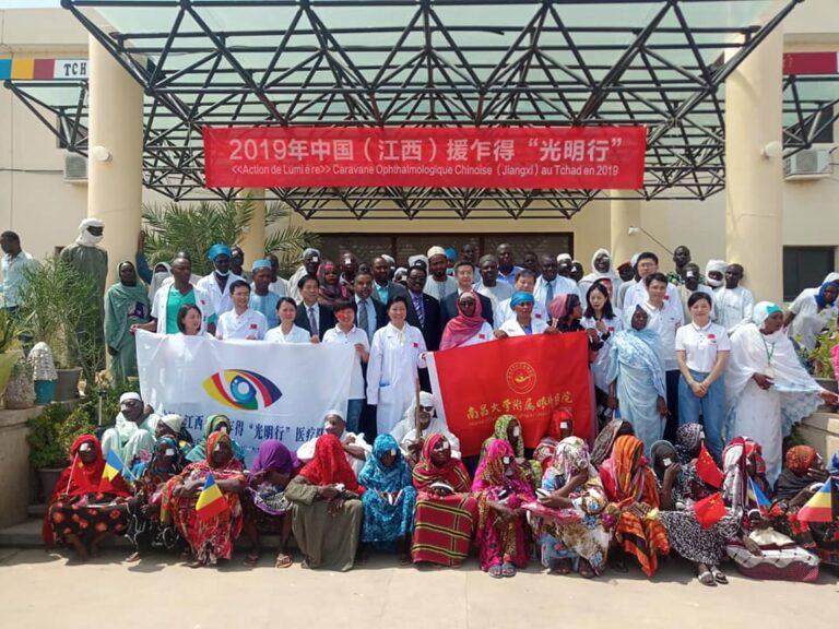Tchad: une campagne ophtalmologique pour opérer plus de 200 personnes