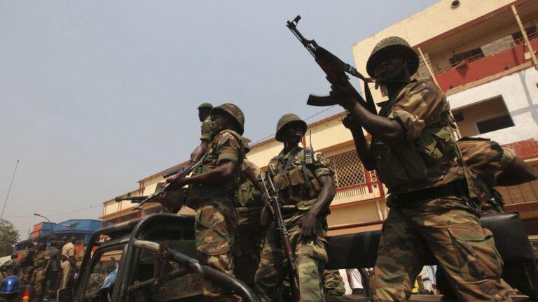 """أفريقيا الوسطى: الرئيس السابق """"بوزيزي"""" متهم بمحاولة إنقلاب"""