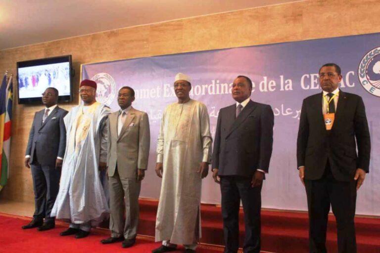Sommet CEMAC: Déby félicite Biya au nom des chefs d'Etat de la CEMAC