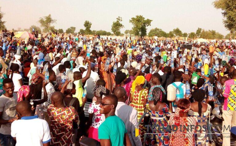 Religion : les chrétiens catholiques du Tchad commémorent les défunts lors d'une messe