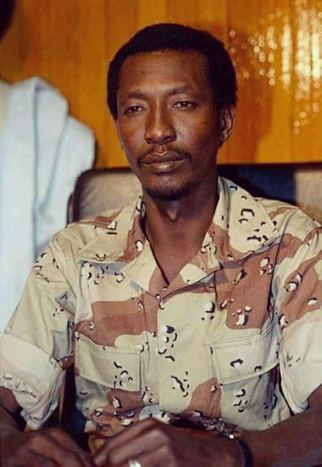 Ephéméride : en ce jour de 7 février 1983, Idriss Déby devint Comchef des FANT