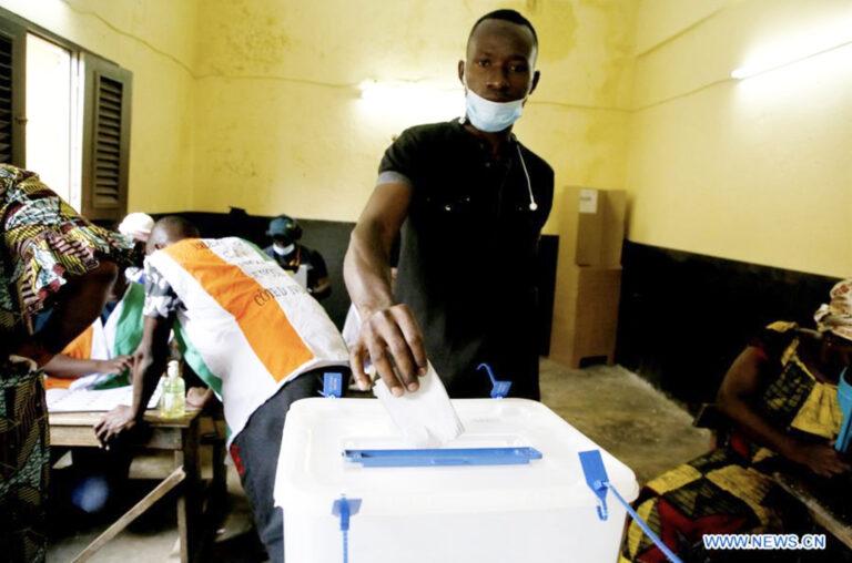 Côte d'Ivoire/Présidentielle : un scrutin émaillé d'incidents