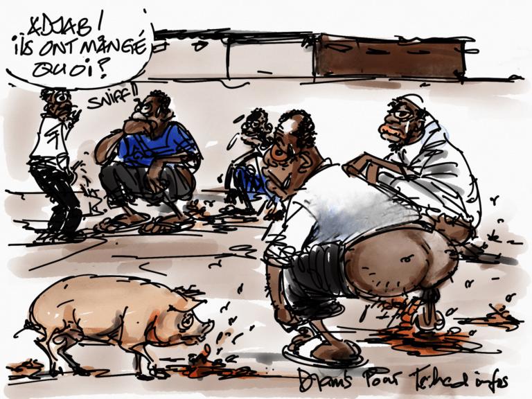 Société: la défécation à l'aire libre se perpétue à N'Djamena