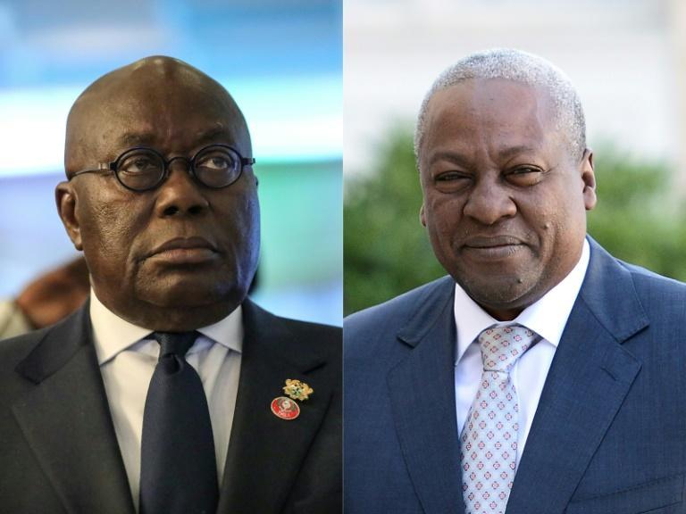 Présidentielle ghanéenne: environ 17 millions d'électeurs appelés aux urnes
