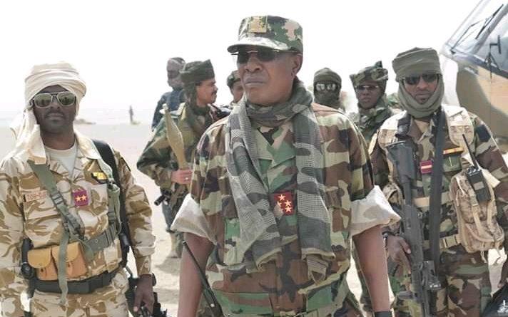 """Tchad : """"J'ai été très actif sur le terrain, c'est ce que j'ai apporté au pays"""" Idriss Déby Itno"""
