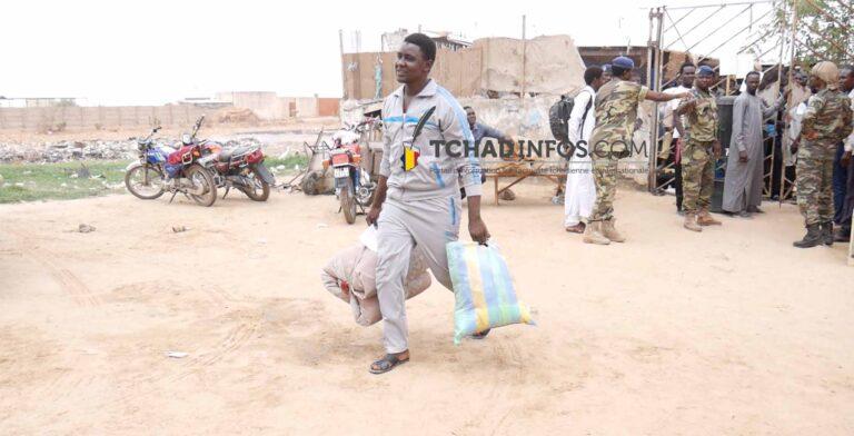 Tchad : Déby accorde une remise de peine collective aux prisonniers