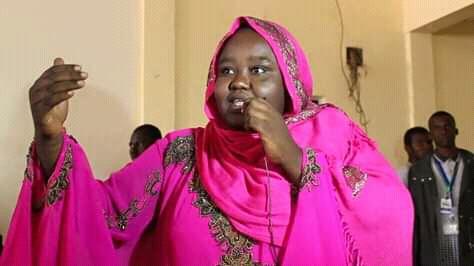 Tchad:  Fatimé Boukar kossey, la dévouée à la cause des couches vulnérables