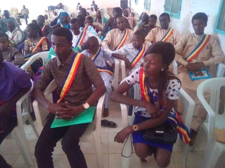 Enfants parlementaires : Le respect des droits de l'enfant au centre de la deuxième session