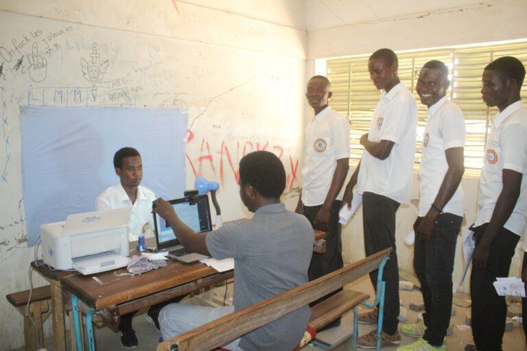 Tchad : l'enrôlement biométrique des candidats au bac 2019 a commencé