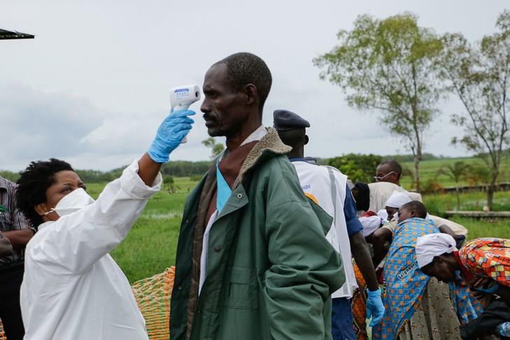Coronavirus : le nombre de cas confirmés approche des 3,89 millions en Afrique