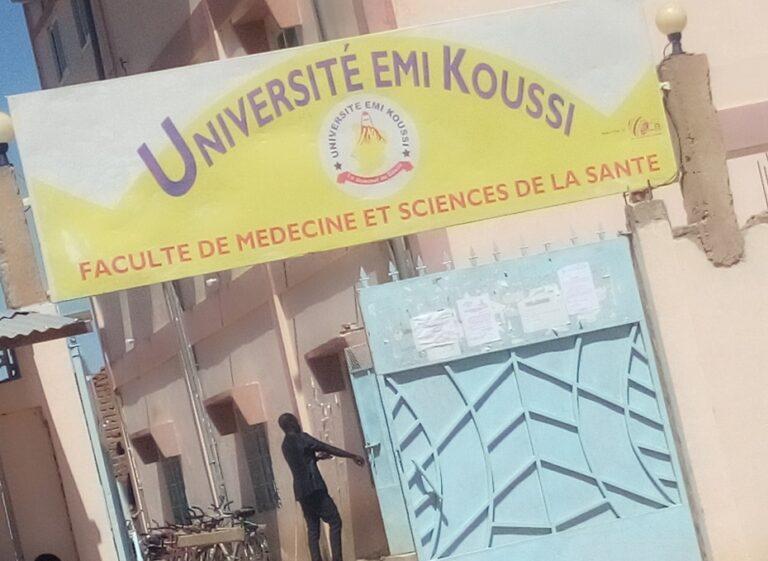 Tchad : l'existence d'une faculté de médecine à l'université Emi Koussi préoccupe l'OMT