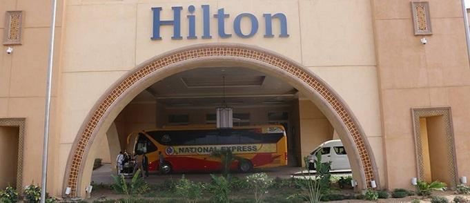 Tchad : la fermeture de l'hôtel Hilton ne sera peut-être pas pour le 30 novembre