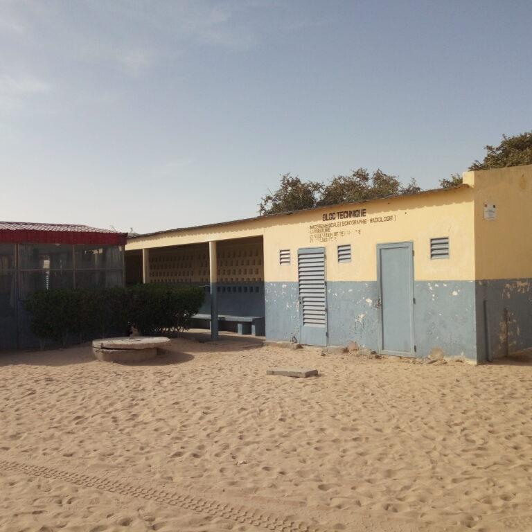 Tchad : tabou, panne, manque de personnel, l'hôpital provincial de Mao sombre dans des difficultés
