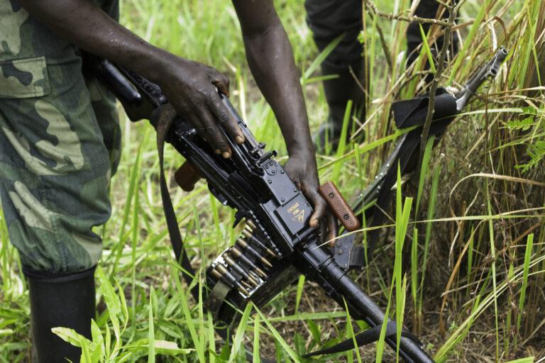 L'Union africaine appelle à une collecte urgente des armes illicites en Afrique