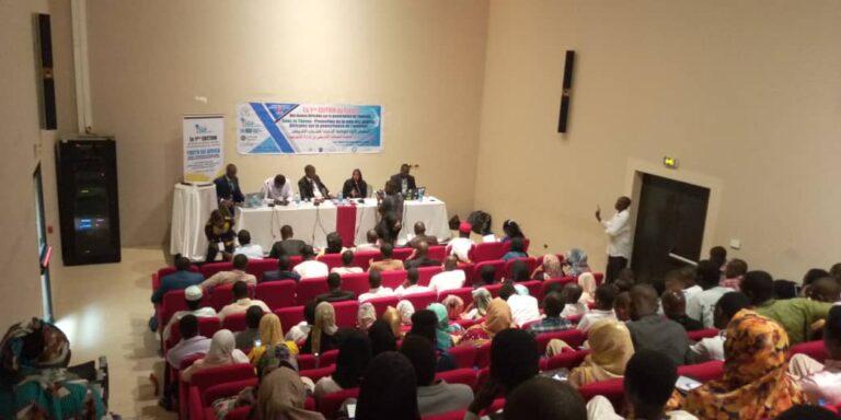 Afrique : la 1ère édition du forum des jeunes africains sur la gouvernance de l'Internet se tient à N'Djamena