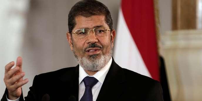 Égypte : l'ancien président Mohamed Morsi est mort