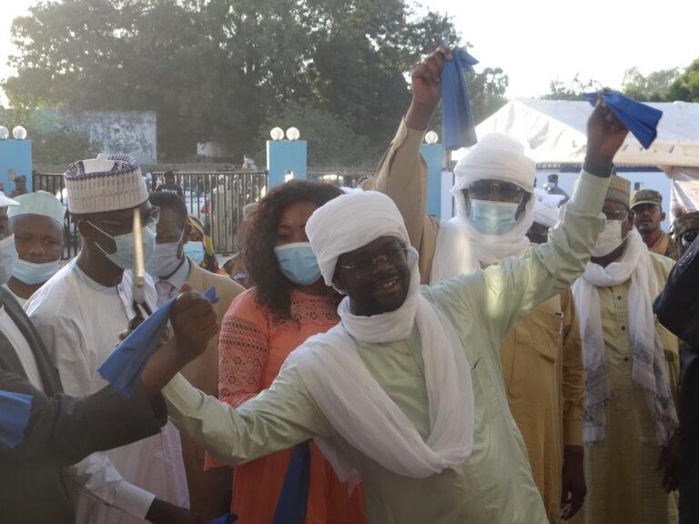 Tchad : l'Adetic inaugure son centre multimédia communautaire de Doba