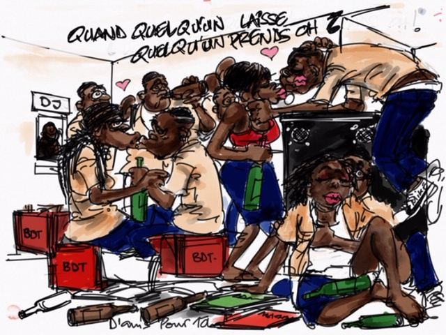 Tchad : alcool, bagarres, sexe… Quand des écoliers louent des boîtes de nuit