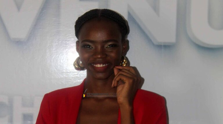 Culture : Pulchérie Koïbla, la remarquable Top Model tchadienne