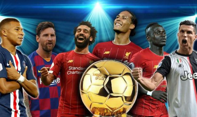 Football : pas de ballon d'Or en 2020