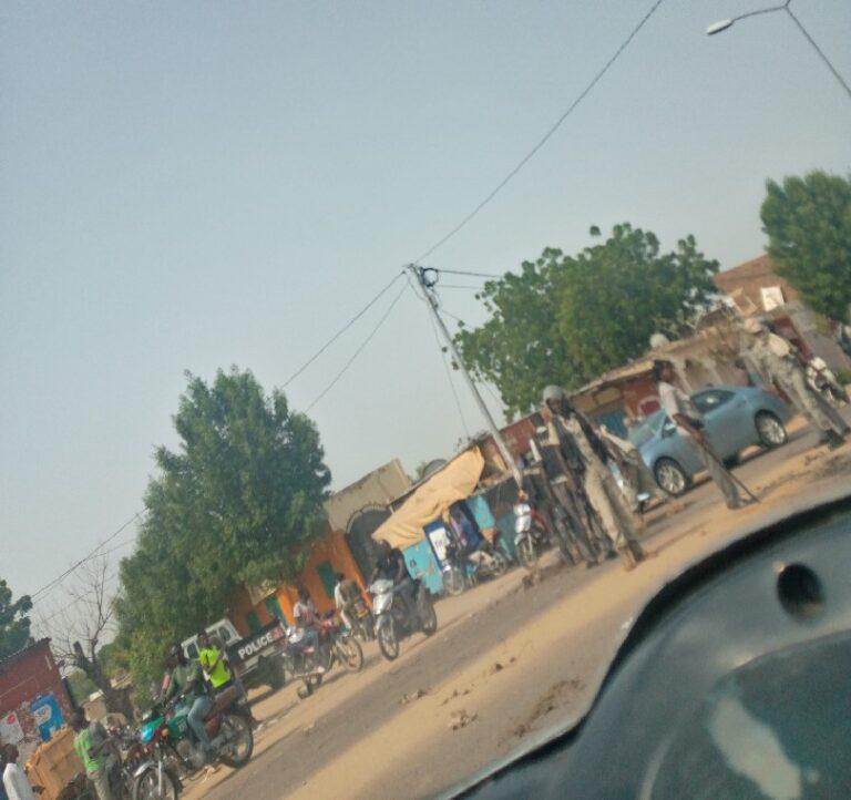 Tchad : encore une manifestation des victimes de l'ancien président Habré