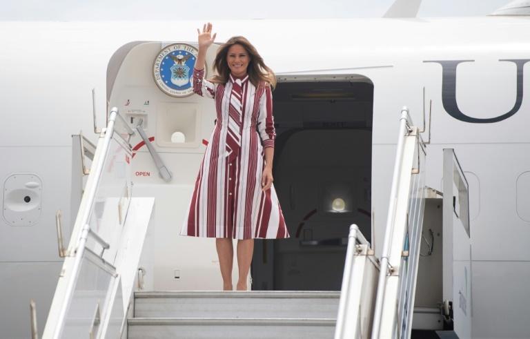 Afrique : le premier voyage en Afrique de Melania Trump