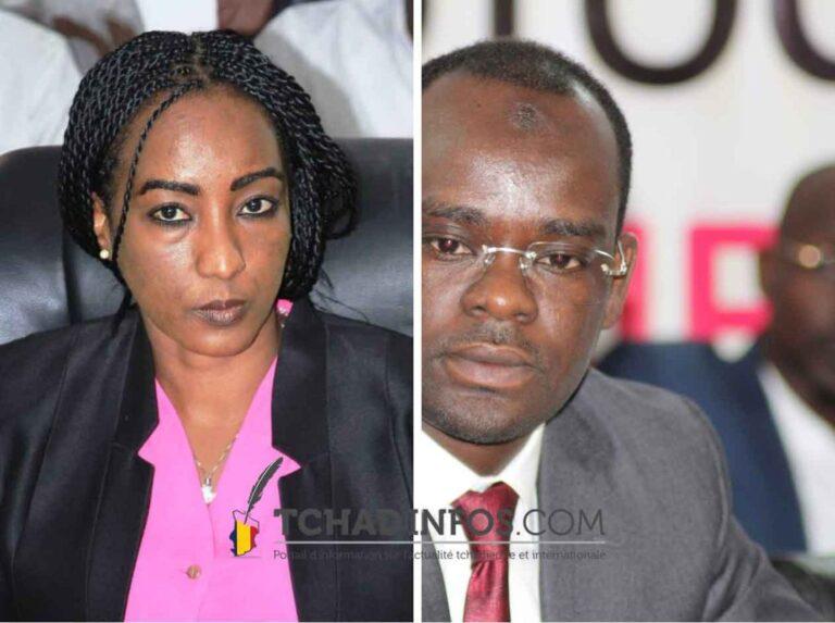 Tchad : nomination de deux nouveaux ministres