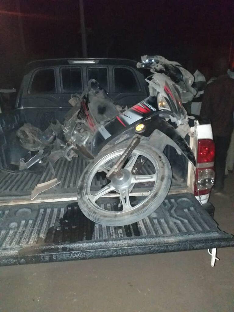Tchad: un chauffeur prend fuite après avoir percuté gravement un motocycliste
