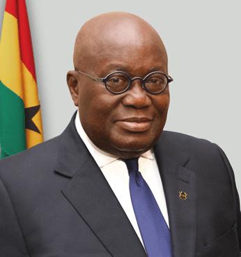 رئاسة غانا: نانا أكوفو-أدو ، يفوز بالإنتخابات الرئاسية مجدداً