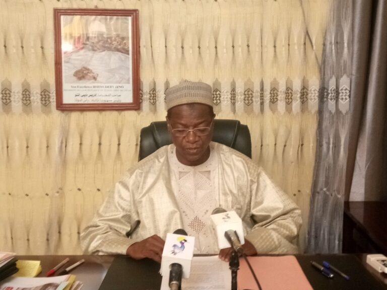 Tchad : « la radio peut répandre la tolérance et aider à surmonter les différences », affirme Oumar Yaya